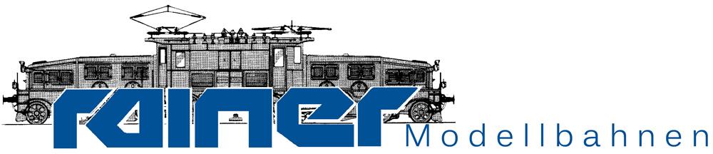 Rainer Modellbahnen-Logo
