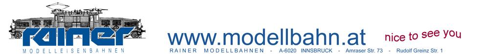 Rainer Modellbahnen
