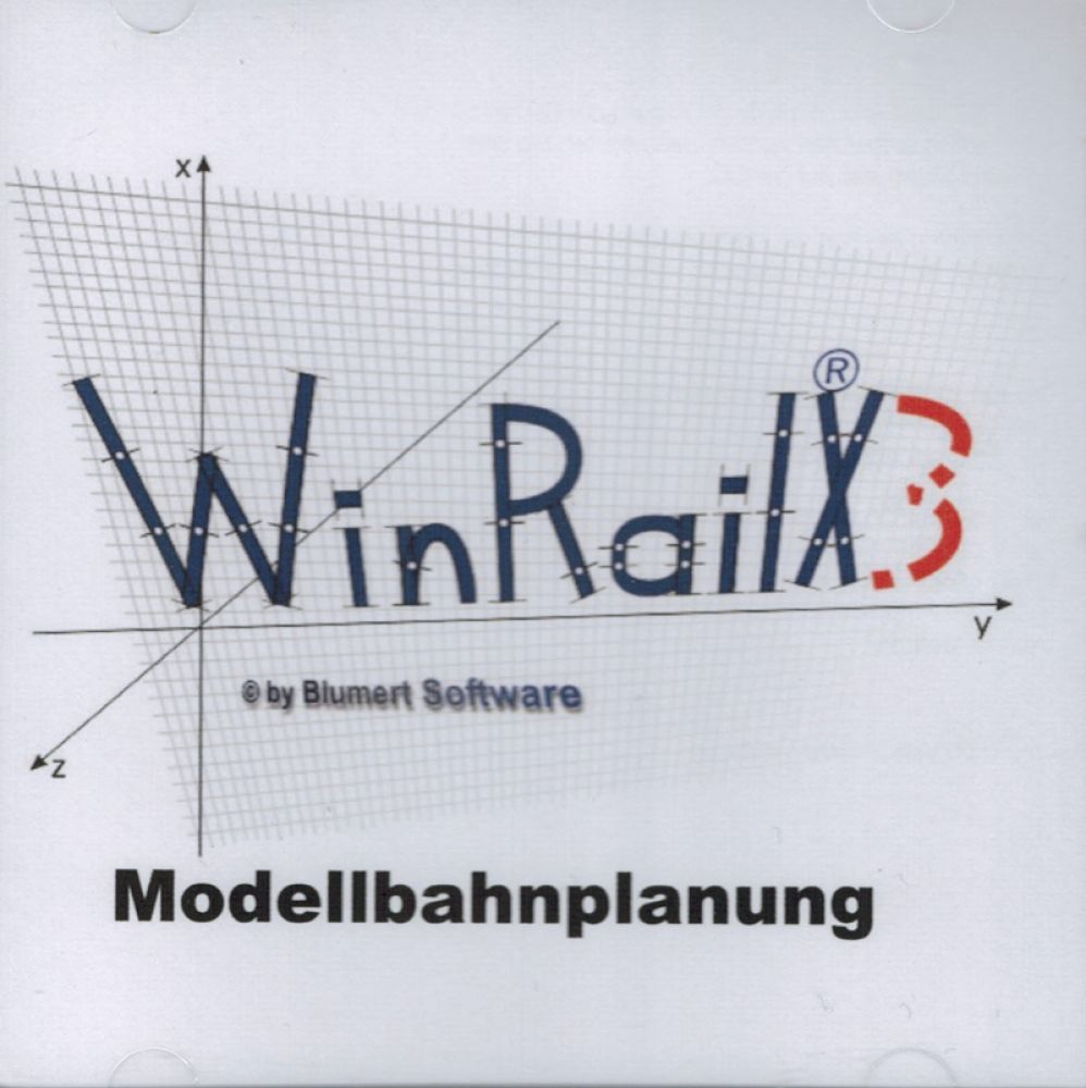 WinRail 3 Modellbahnplanung